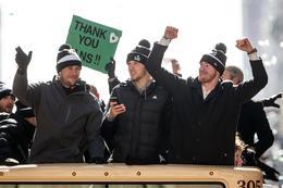 Philadelphia Eagles Super Bowl victory parade