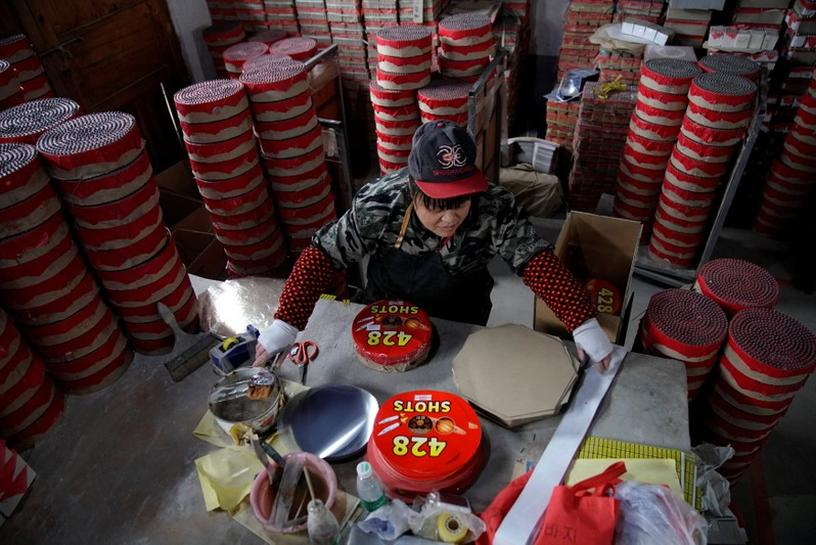 China's millennium-old fireworks hub grapples with bans and shifting  traditions | Reuters