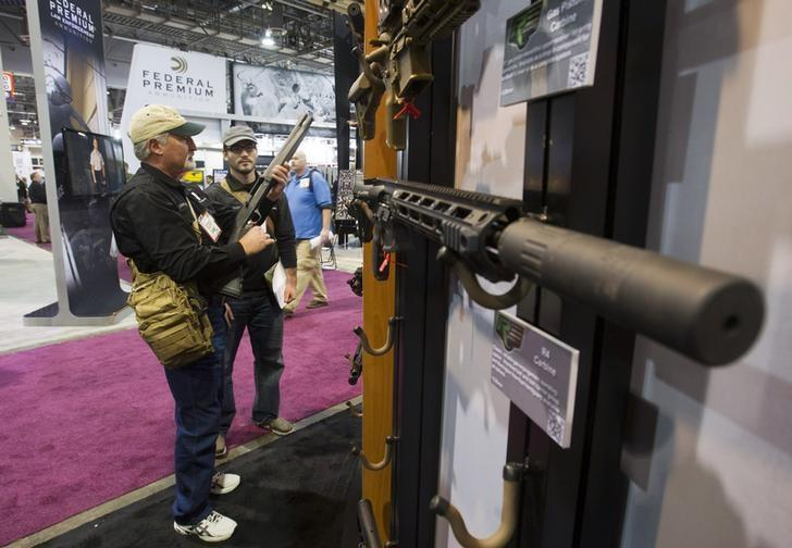 U.S. gunmaker Remington reaches deal with creditors to file for bankru