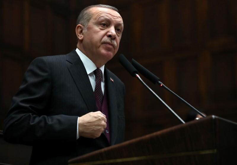 Cyprus should not 'overstep the mark' after ship incident, Erdogan...