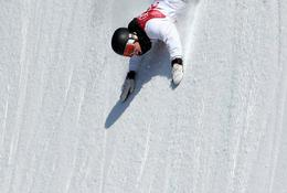 Olympic wipeouts