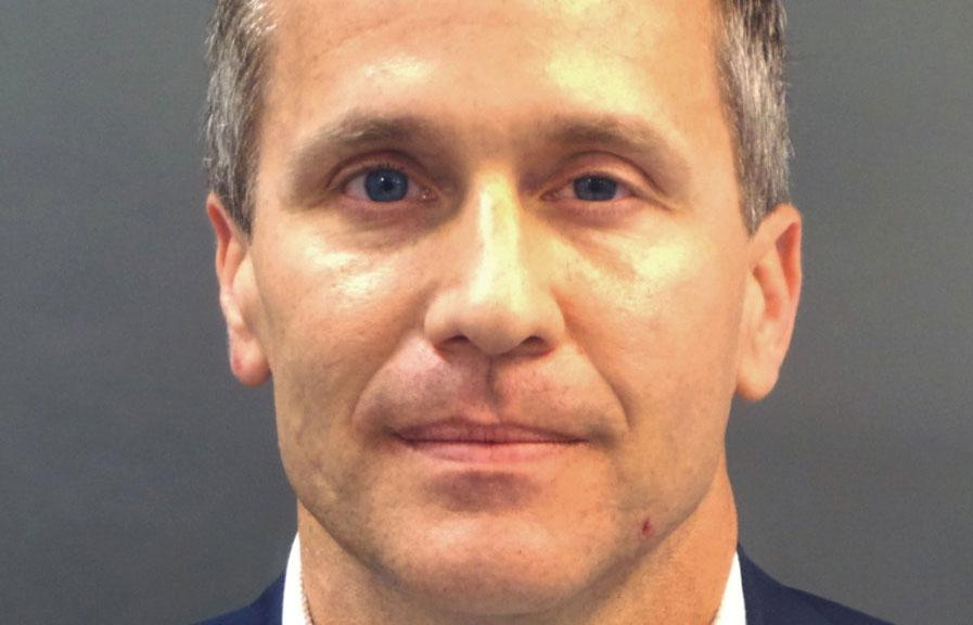 Missouri Gov. Eric Greitens Indicted On A Charge Of Felony Invasion Of Privacy : The Two-Way : NPR