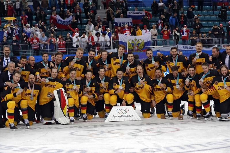 Ice hockey: Silver is miracle enough for Germany