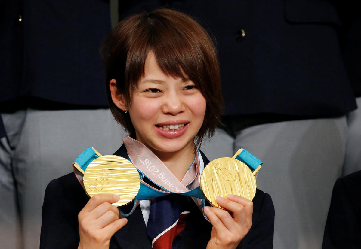 Winter olympics in japan womens medals, ileana wet pussy nude