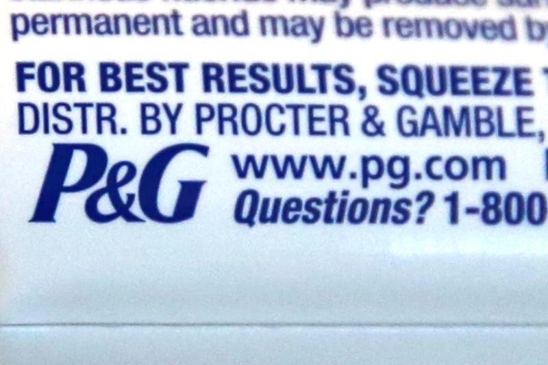 Procter Gamble Company The Stock News