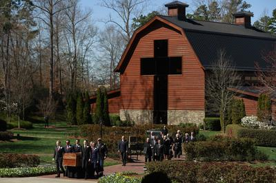 Mourning Billy Graham