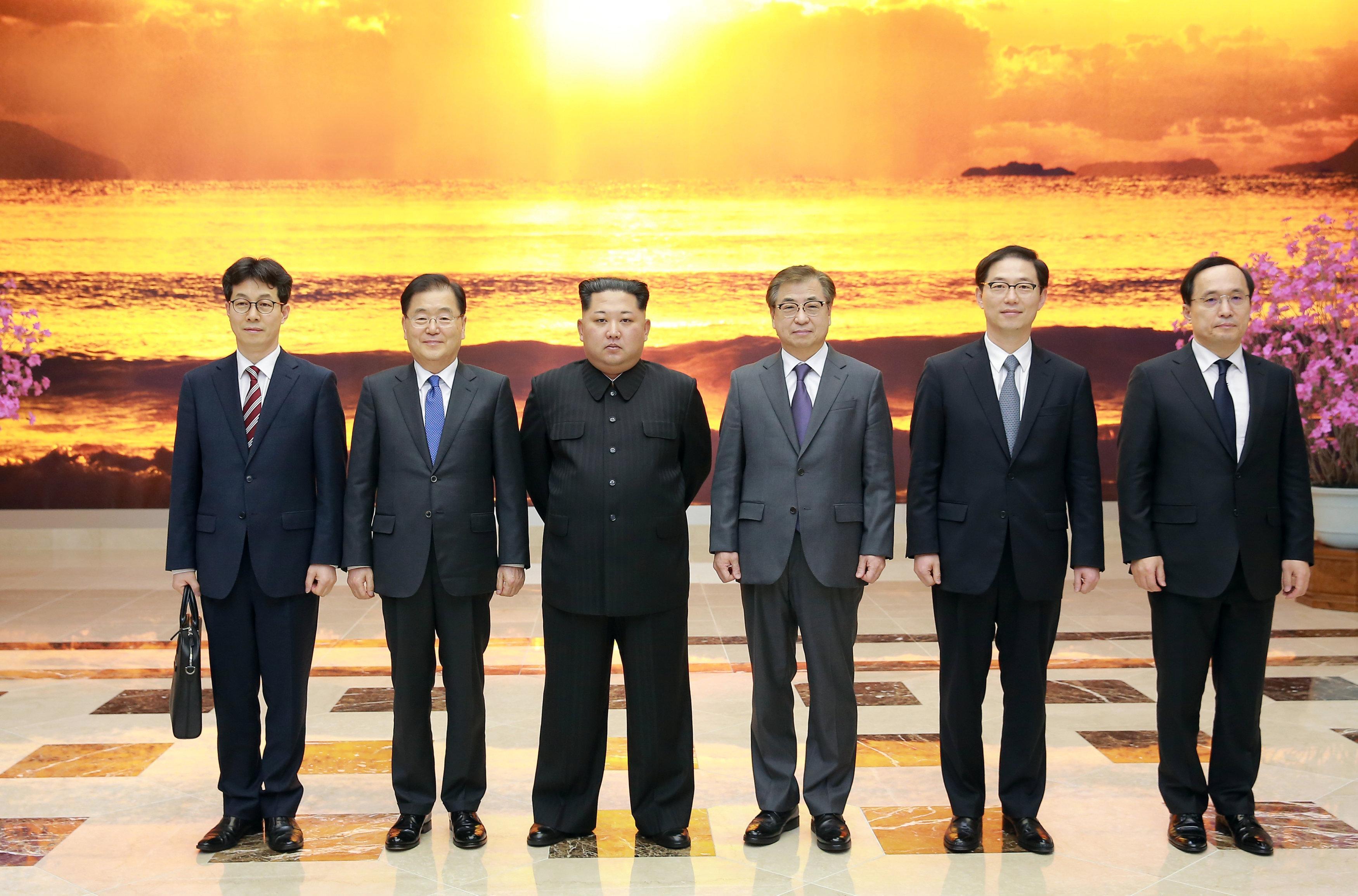 Bán đảo Triều Tiên trước bước ngoặt chưa từng có, ông Vương Nghị tuyên bố công thuộc về TQ - Ảnh 1.