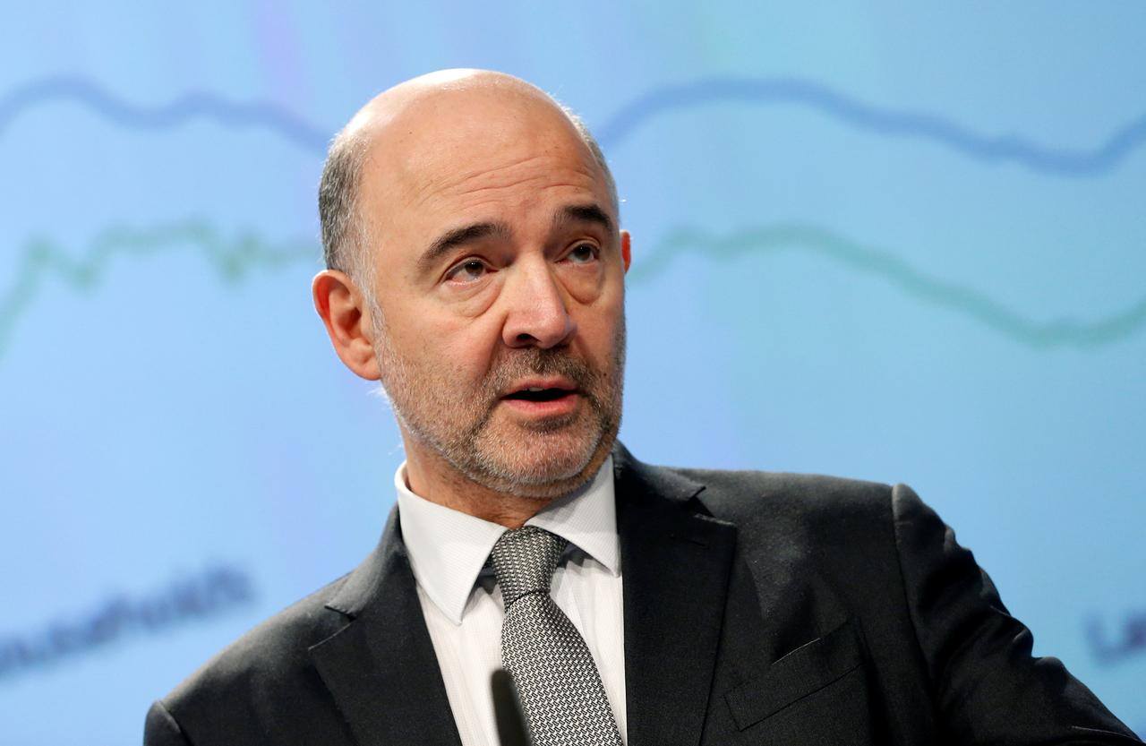 """Image result for Europe has """"arsenal of weapons"""" to respond to Trump's tariffs - EU's Moscovici"""