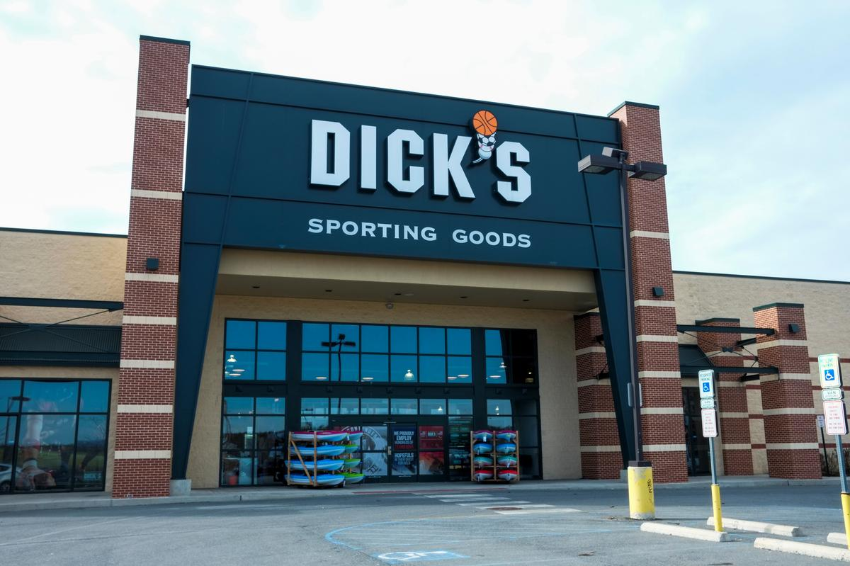 Dick's Sporting sees hit from firearm policy changes