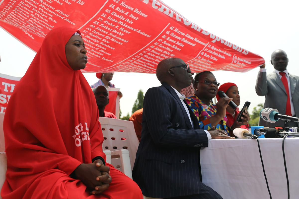 Nigerian campaign group threatens to sue government over abducted...