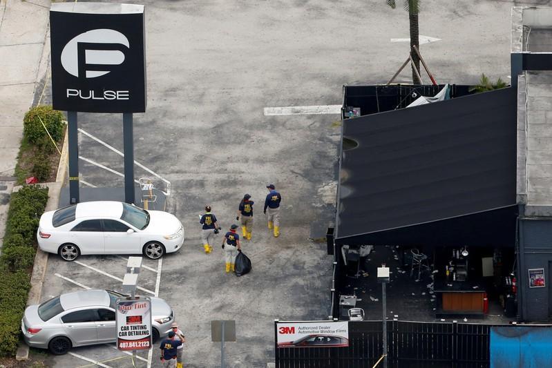 Widow of Orlando nightclub gunman knew of his plans, prosecutors say