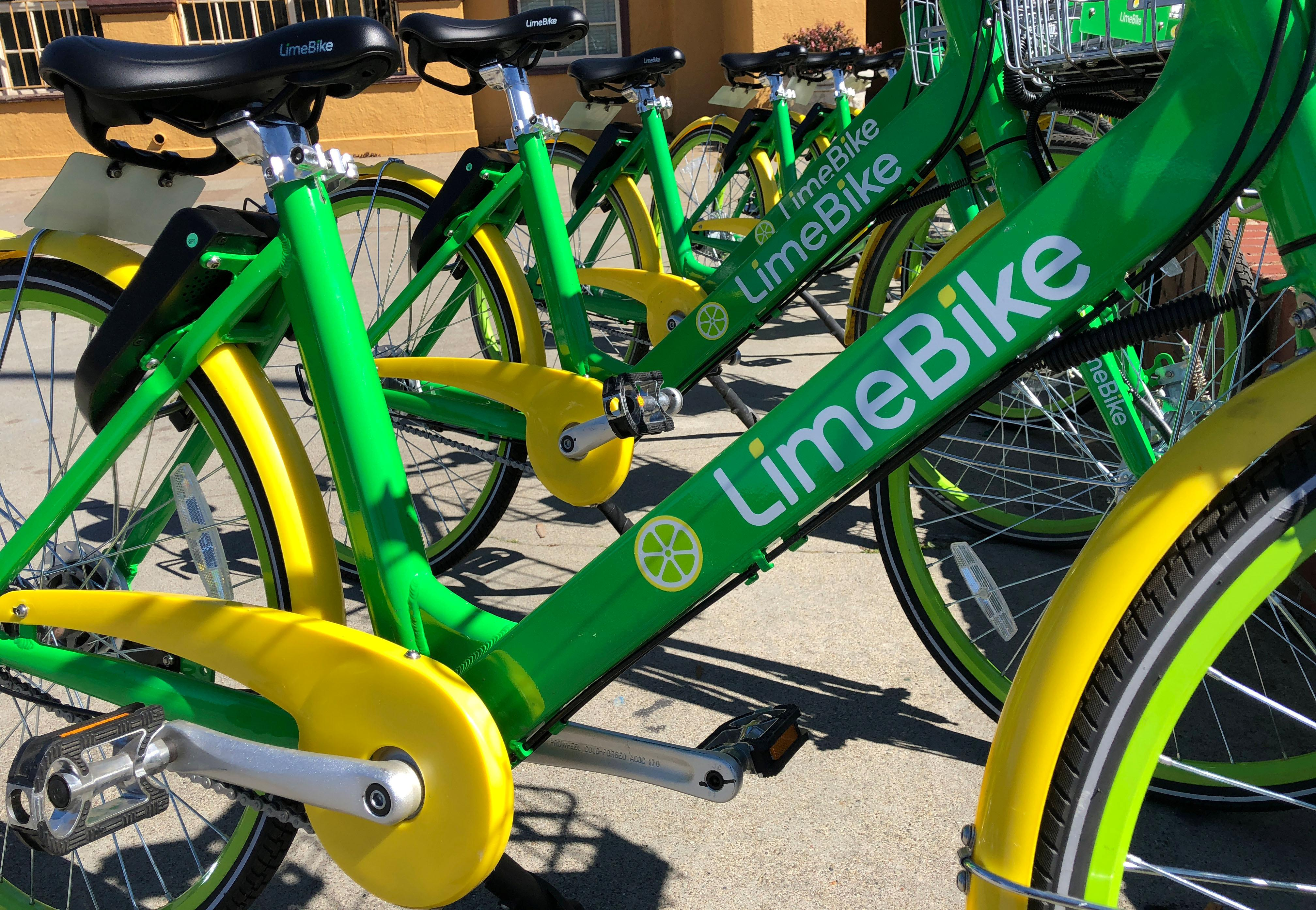 Bike-sharing companies face an uphill ride in U S  - Reuters