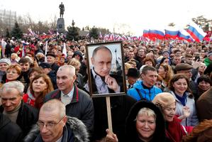 Russia prepares for presidential vote