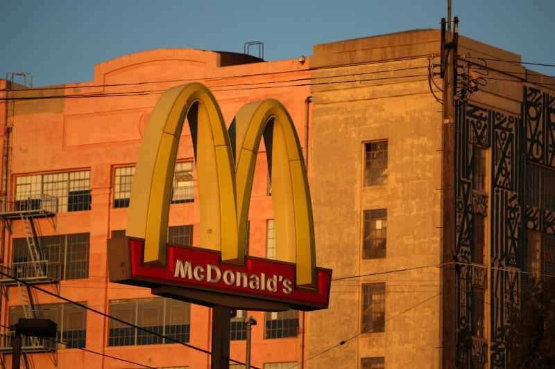 McDonald's agrees settlement in franchisees' U.S. labor case