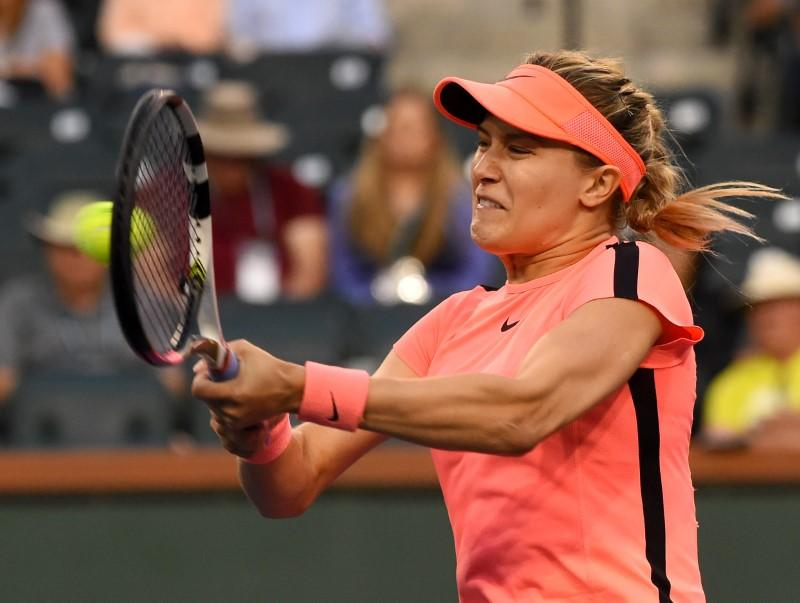Bouchard passes first test in Miami qualifying
