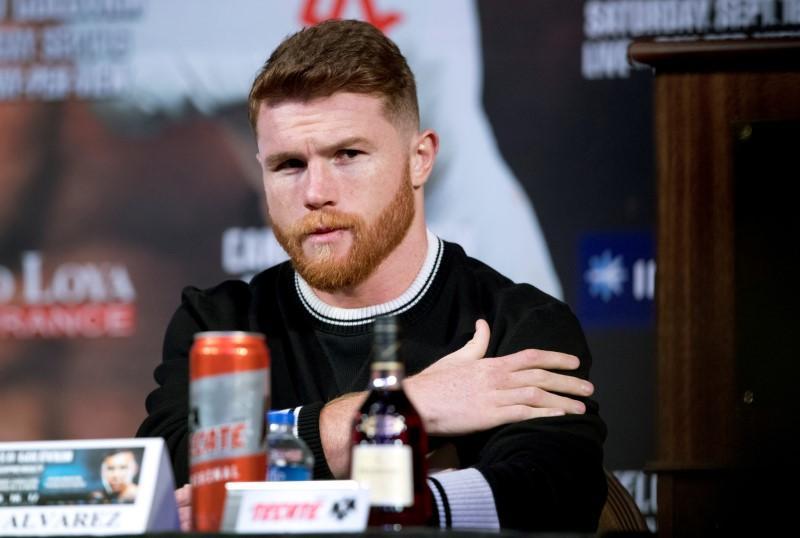 Boxing: Nevada State suspends Alvarez after second positive test