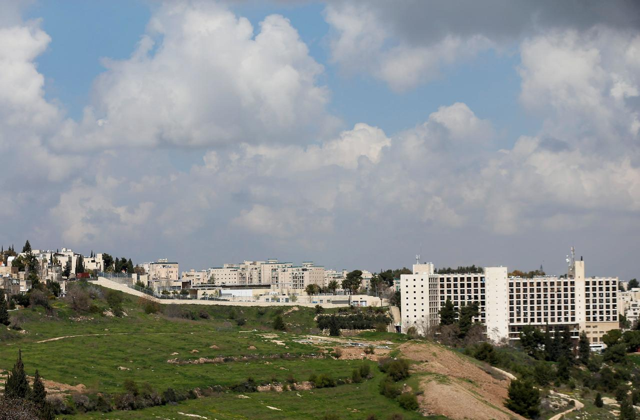 Israel fast-tracks wall, escape route for new U S  embassy