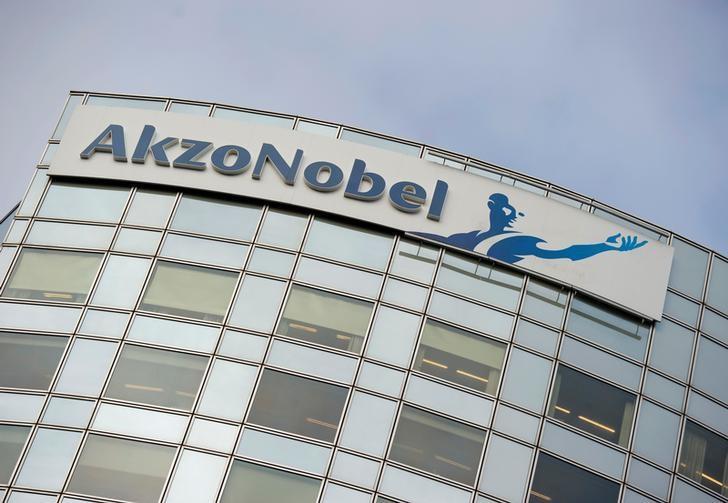 Akzo Nobel reshapes business with 10 billion euro sale - Reuters