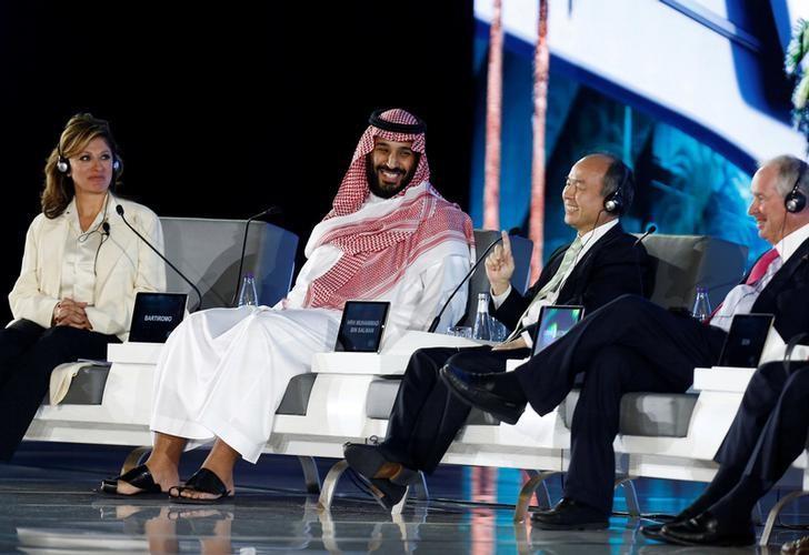 Softbank plant mit Saudi Arabien gigantische Solaranlage