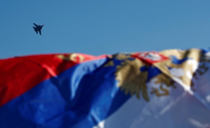 Russland schickt Militärjet auf Übungsflug nach Nordamerika