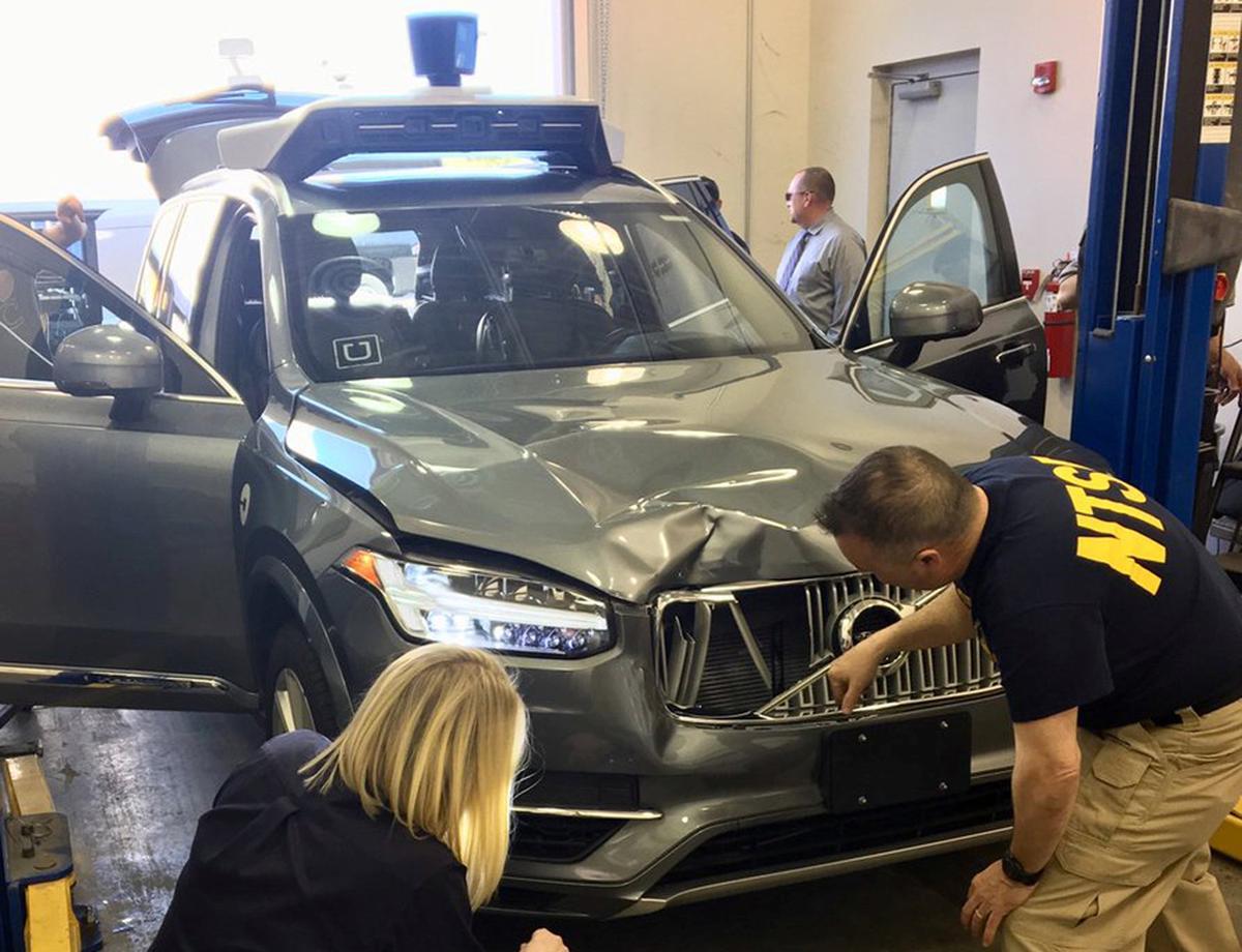Uber avoids legal battle with family of autonomous vehicle victim