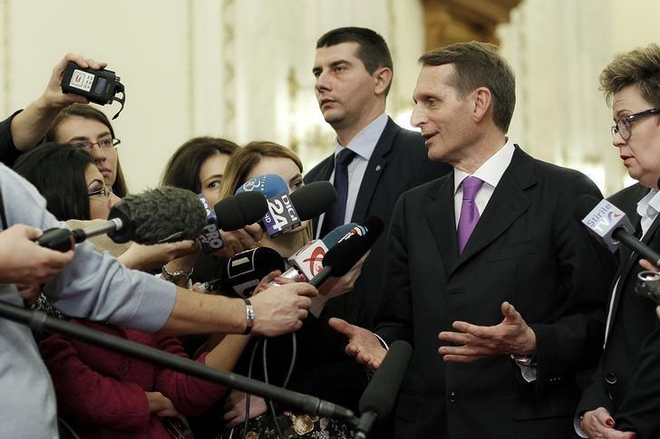 Russian spy chief blames U.S., British agencies for Skripal poisoning