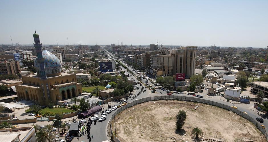 Image result for As Baghdad life improves, some still seek refuge in its past