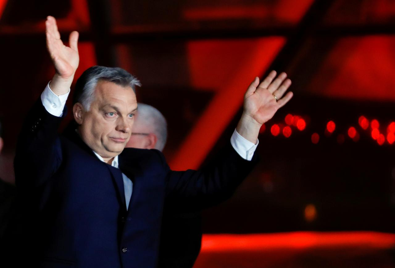 Image result for Hungarian PM could target Soros organisations right after election win
