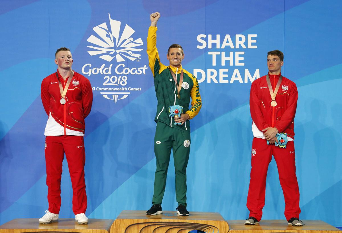 Plenty Of Lessons For Peaty At Commonwealth Games Reuters