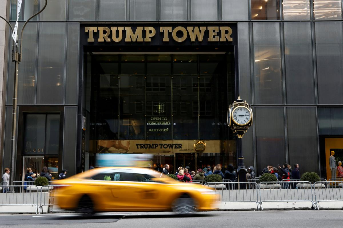 At New York S Trump Tower Condo Prices Have Lost Their