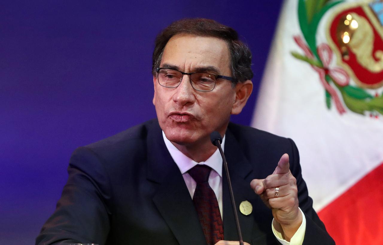 Image result for president peru Martin Vizcarra