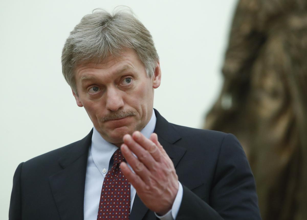 Kremlin says U.S. sanctions amount to asset grab