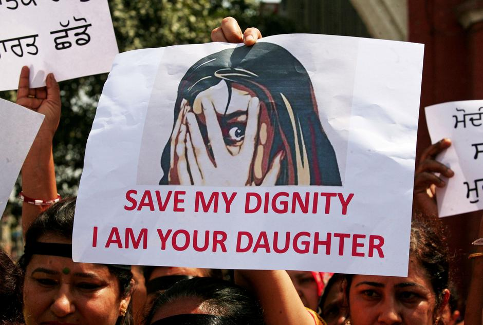 Eight on trial for rape, murder of girl in India's Kashmir