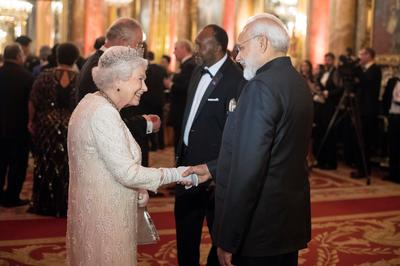 PM Narendra Modi visits Britain