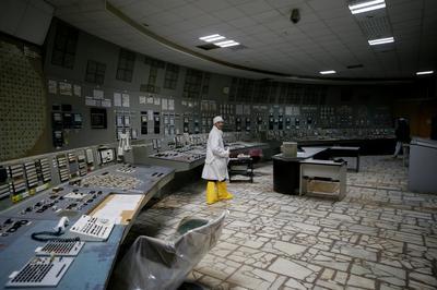 Inside Chernobyl