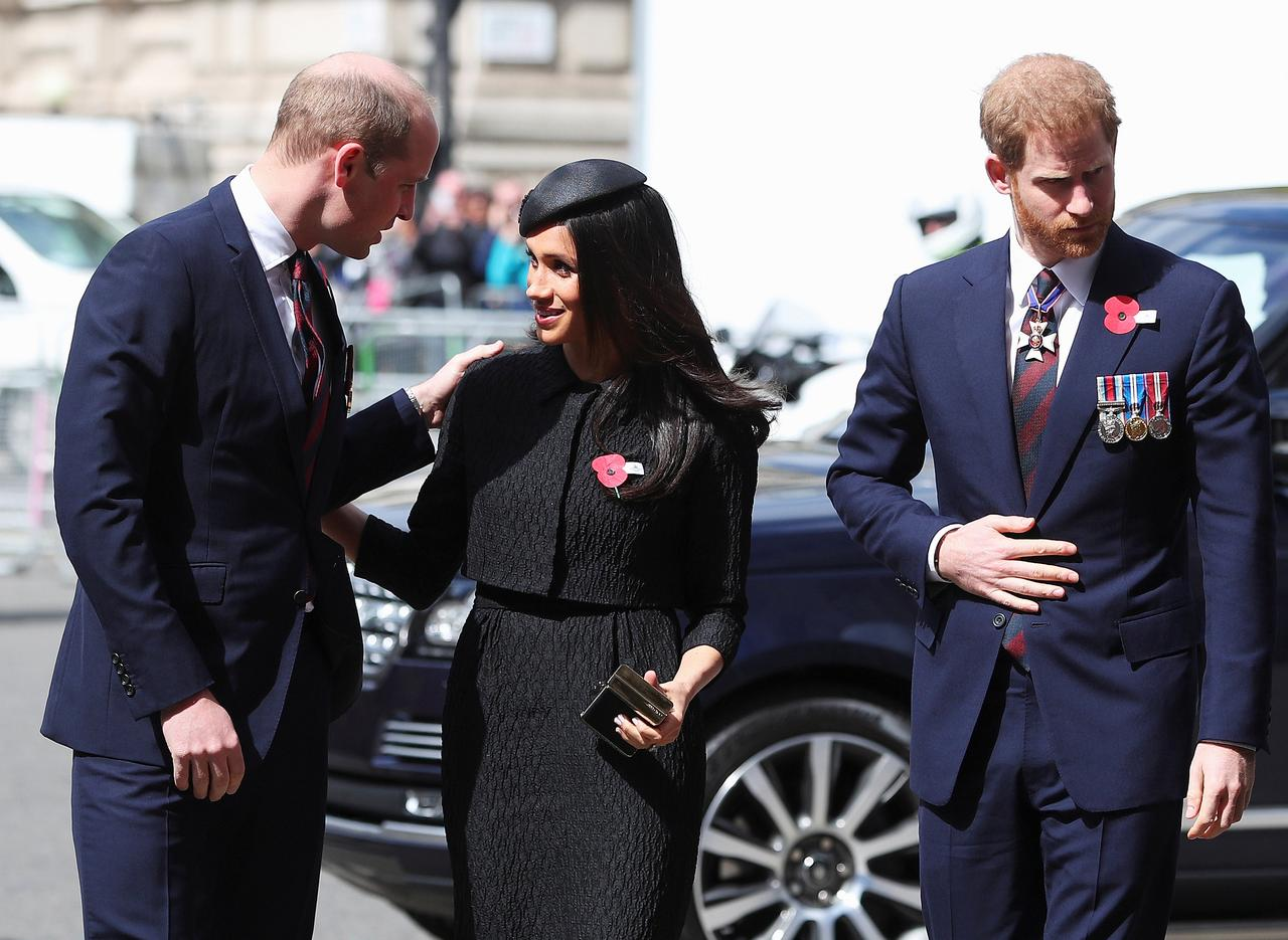 Image result for Britain's Prince Harry asks elder brother William to be his best man at wedding