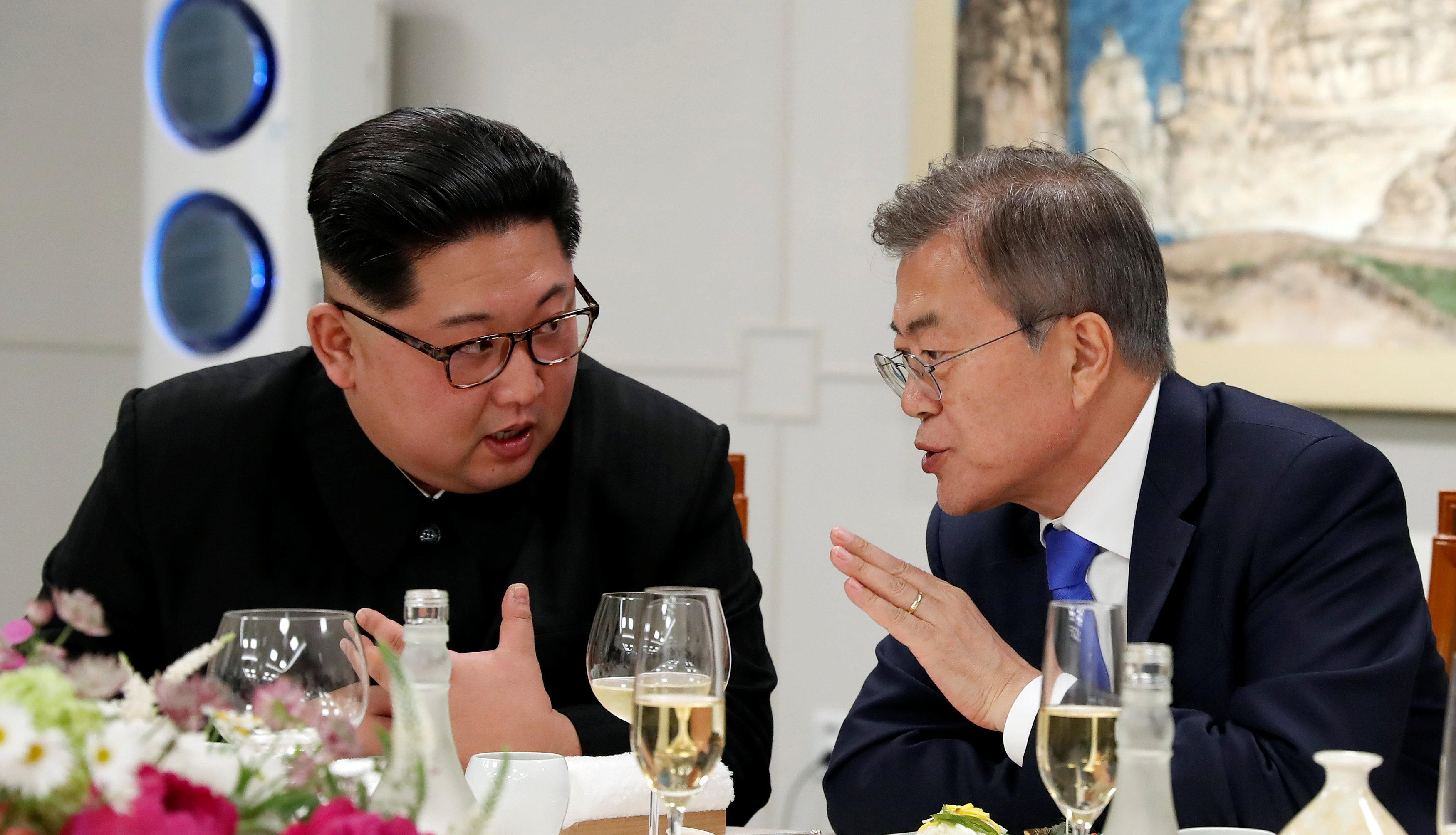 After summit, South Korea plots 'roadmap' for Trump's meeting with...