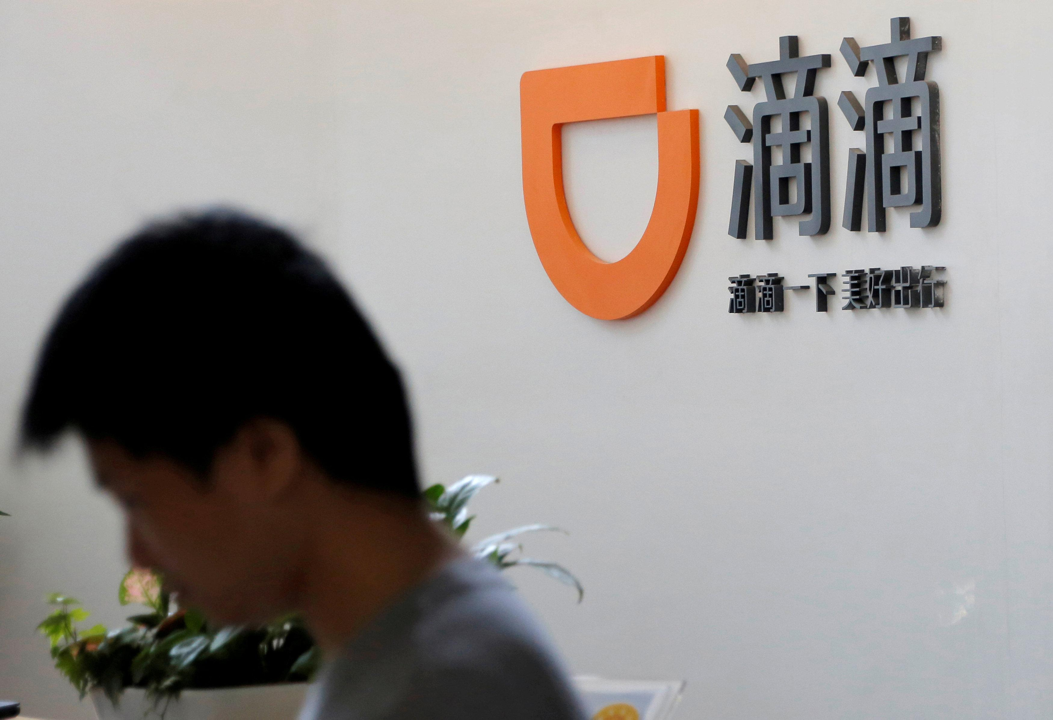 China's Didi apologizes after killing of passenger sparks safety fears