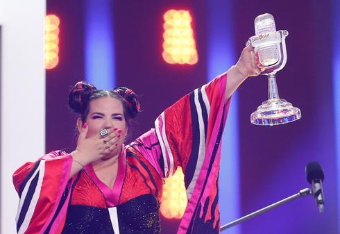 Israel wins Eurovision Song Contest for fourth time