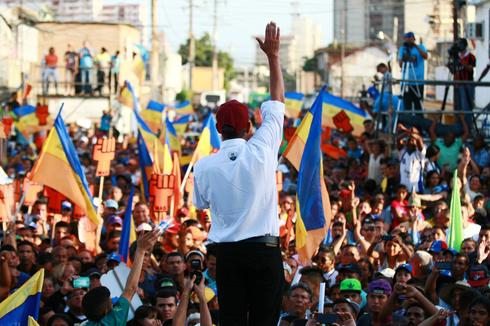 Regional leaders urge Venezuela to suspend election