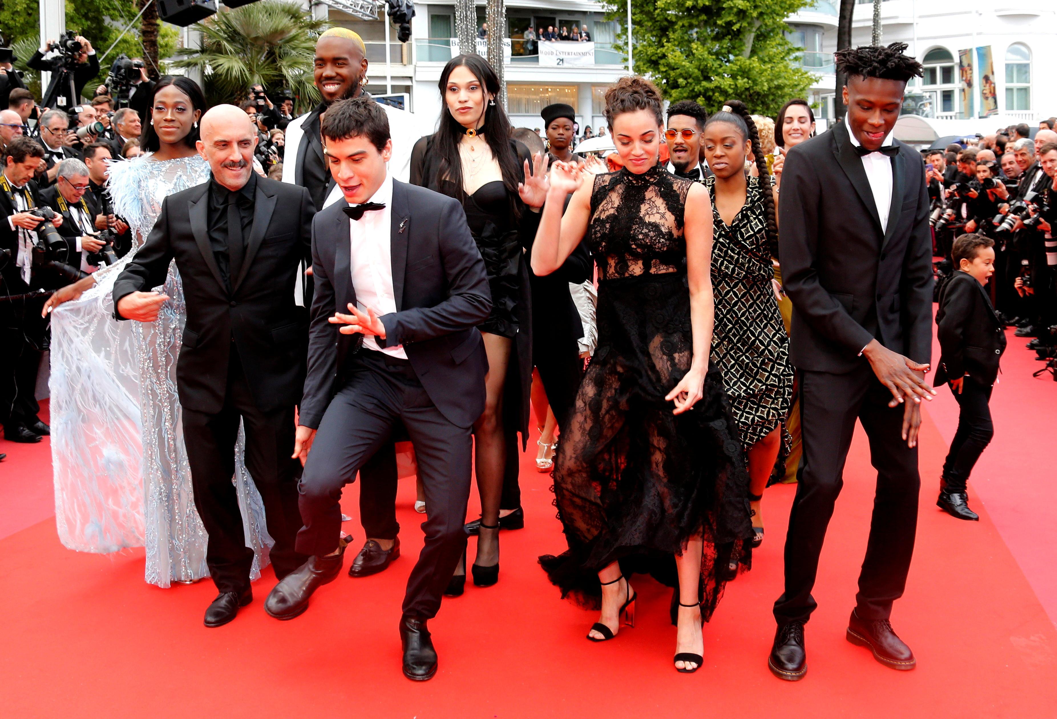Gaspar Noes Climax Takes Cannes On A Drug Fuelled Dance