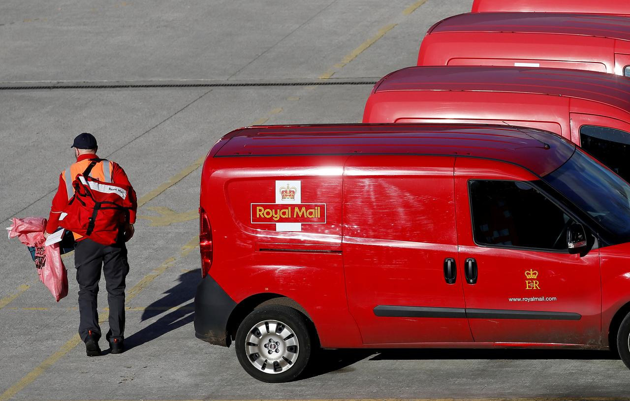 Royal Mail says full-year revenue grows but cautious on letter