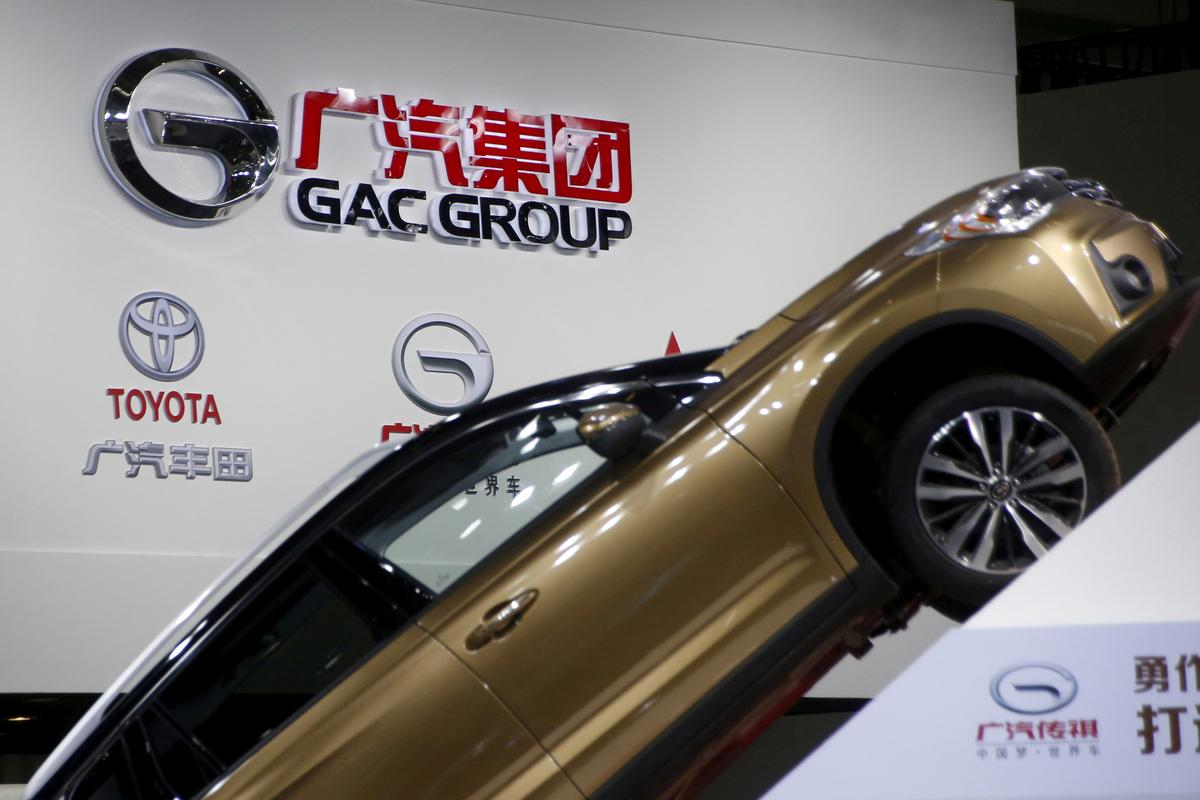 Exclusive: Toyota plans to roll into China\'s EV market in GAC Motor ...