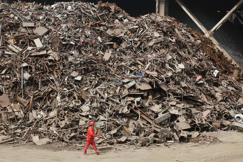 China's steel mills turn trash into cash as policy reshapes