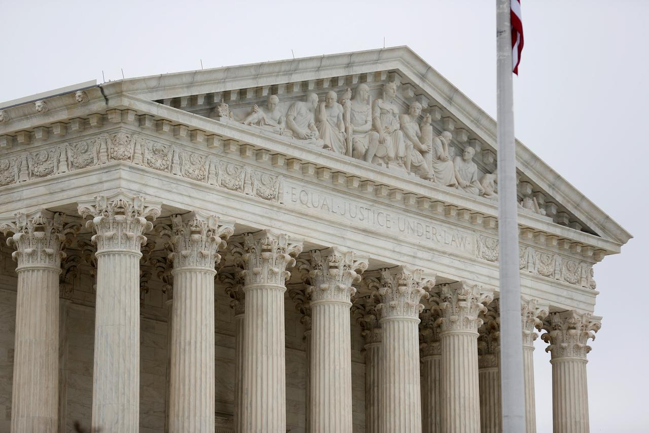Us Top Court Takes Up Challenge To Virginia Uranium Mining Ban No The Of Appeals Is A State Appellate For File Photo Supreme Building Pictured In Washington May 14 2018 Reuters Joshua Roberts
