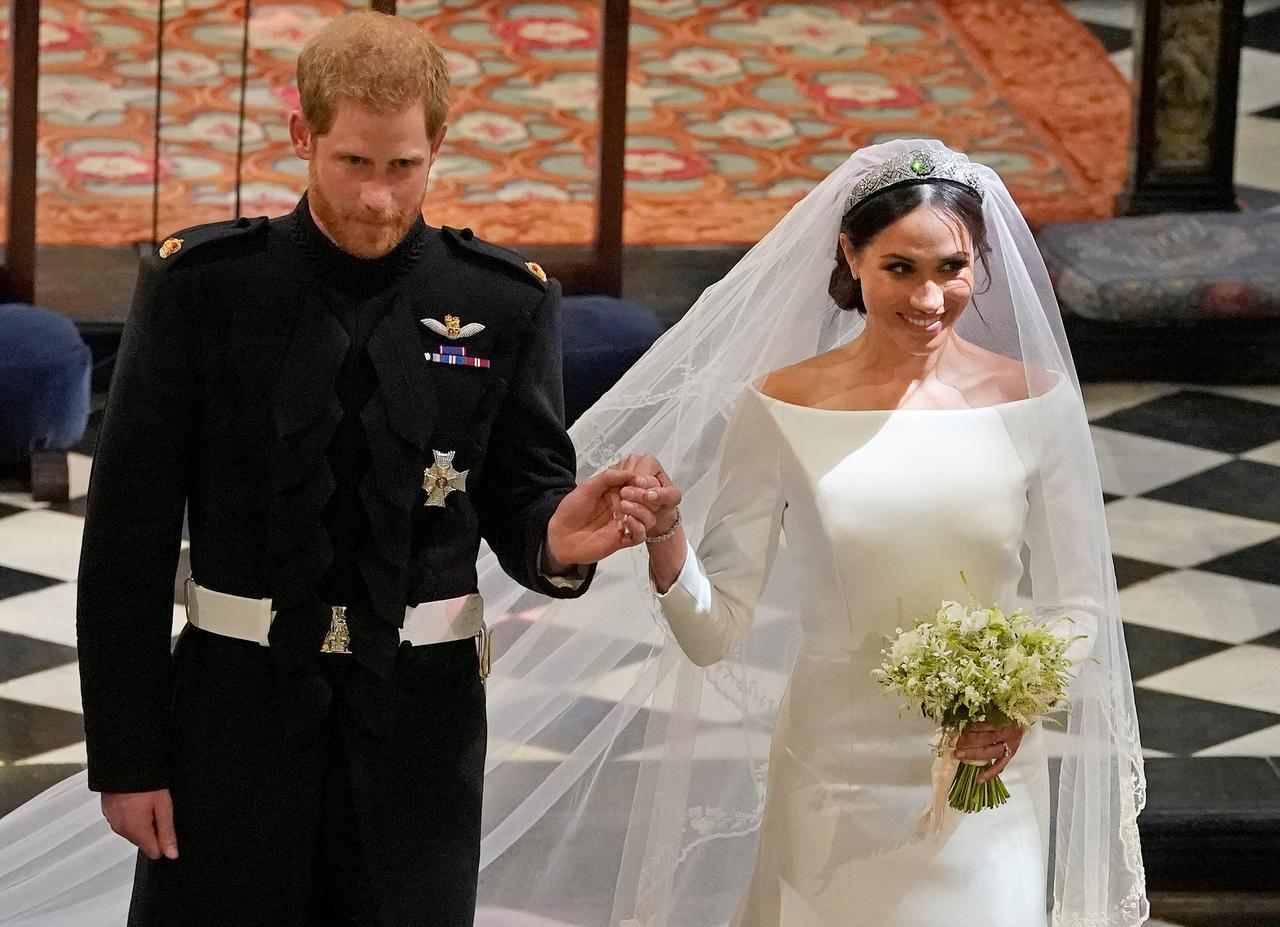Watch The Royal Wedding.Britons Shunned Shops To Watch Royal Wedding Says John Lewis Reuters