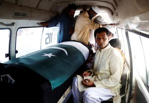 Funeral for Pakistani student killed in Texas school shooting