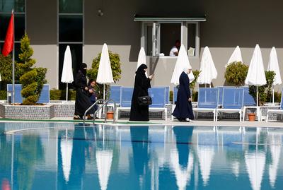 Halal holiday in the sun