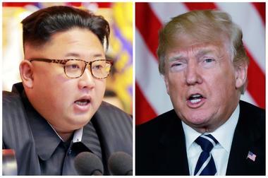 """综述:冀望""""特朗普公式""""? 美朝峰会取消后朝鲜称仍对谈判持开放态度"""