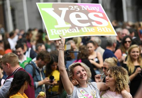 Ireland ends abortion ban